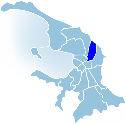 Калининский район Санкт-Петербурга