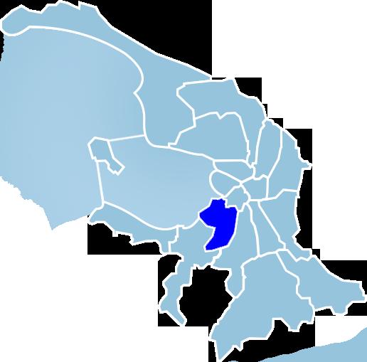 Кировский район Санкт-Петербурга