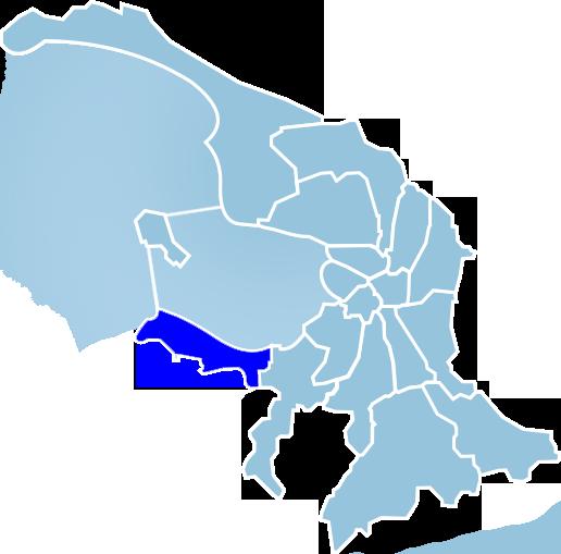 Петродворцовый район Санкт-Петербурга