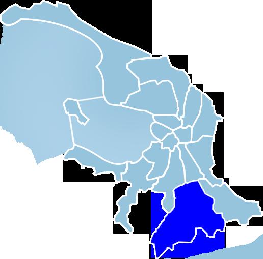 Пушкинский район Санкт-Петербурга