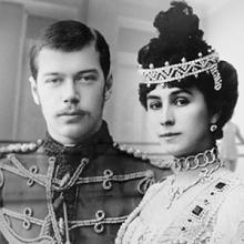 Николай II и Матильда